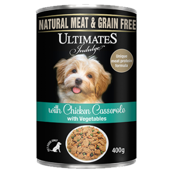 Ultimates Indulge with Chicken Casserole with Vegetables 400g-1
